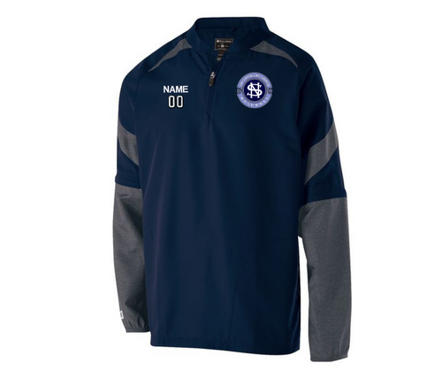 North Baseball Transition Pullover
