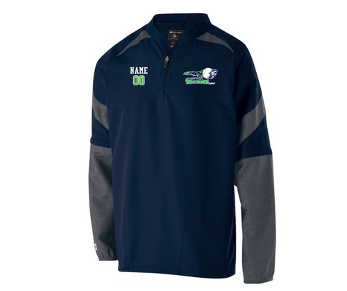 Titans Transition Pullover
