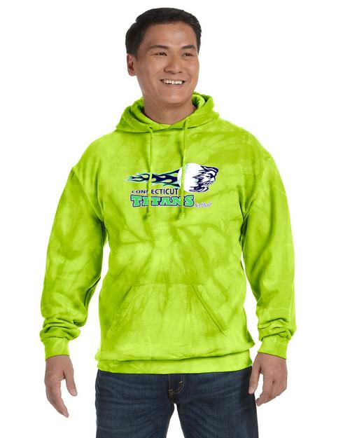 Titans Tie Dye Sweatshirt