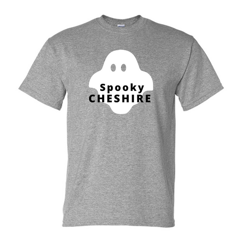 Spooky Cheshire T-Shirt