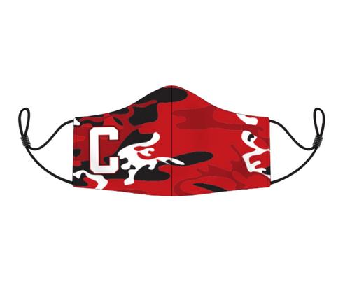 Cheshire Adjustable Camo Mask