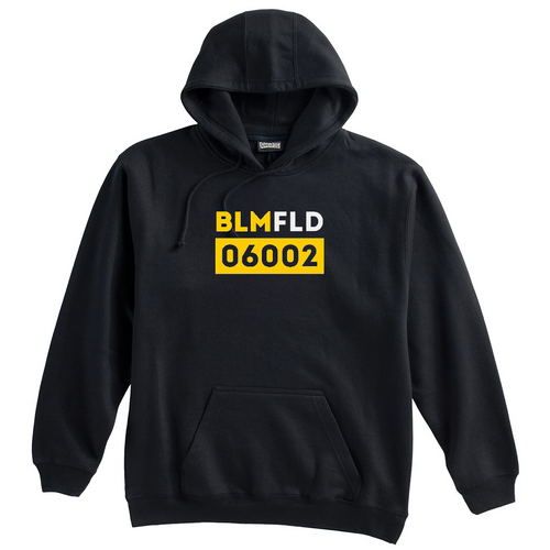 Bloomfield Black Lives Matter Hooded Sweatshirt