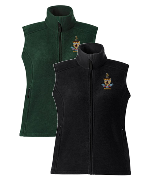 Kimball Ladies Fleece Vest