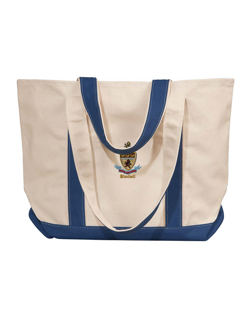 Kimball Canvas Tote Bag