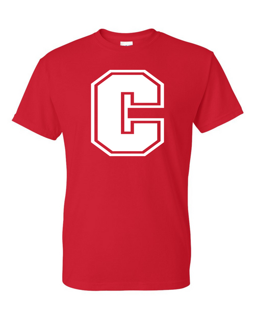 """Cheshire """"C"""" T-Shirt"""