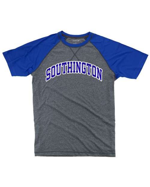 Southington Double Play Tee