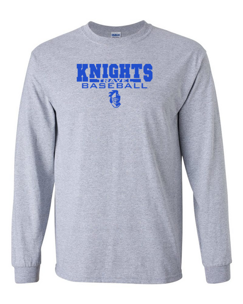 Knights BB Practice Cotton Long Sleeve