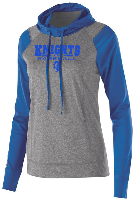 Knights BB Practice Ladies Lightweight Hoodie