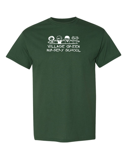 Village Green Nursery T-Shirt (Youth and Adult)