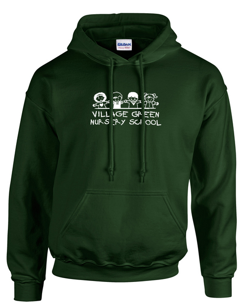 Village Green Nursery Hoodie (Youth and Adult)