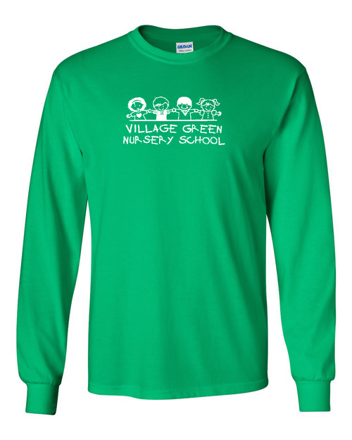 Village Green Nursery Long Sleeve (Youth and Adult)