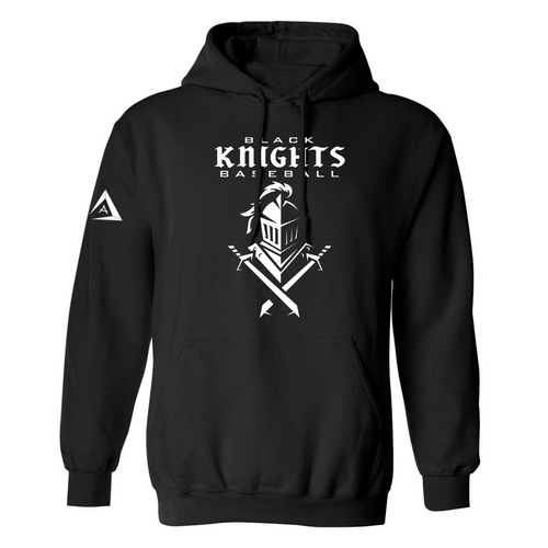 Black Knights Hooded Sweatshirt