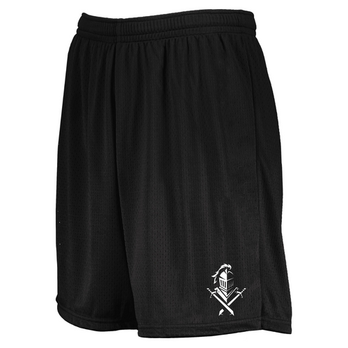 Black Knights Mesh Short