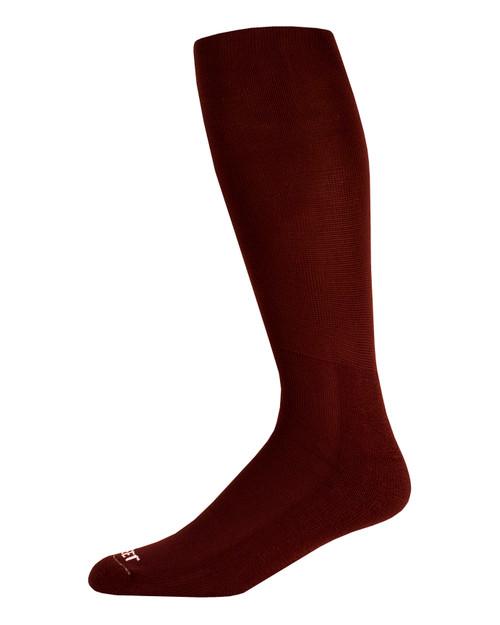 Pro Feet Socks Maroon (1 Pair)