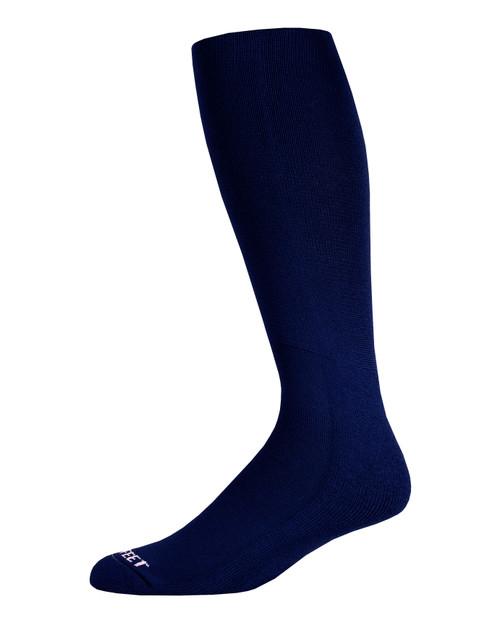 Pro Feet Socks Navy (1 Pair)