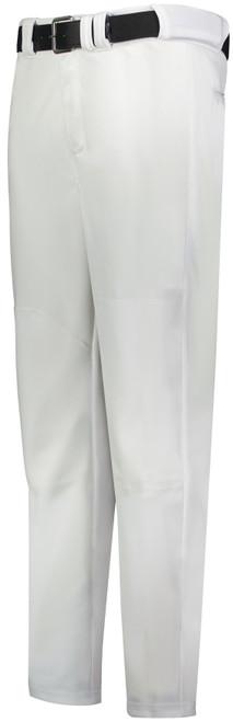 White Long Baseball Pant