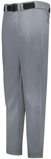 Gray Long Baseball Pant