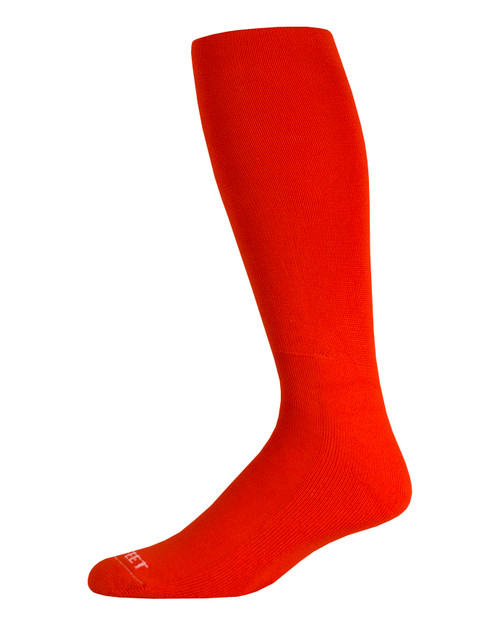 Cheshire Baseball Pro Feet Socks Red (1 Pair)