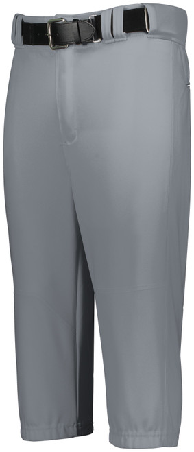 Cheshire Baseball Gray Knicker Pant