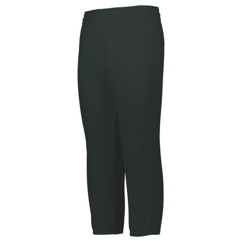 Cheshire Baseball Black Pull-Up Pant