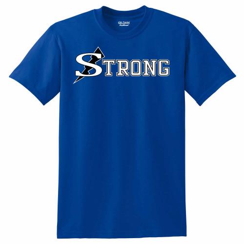 Lightning STRONG 50/50 Cotton Fundraiser T-Shirt