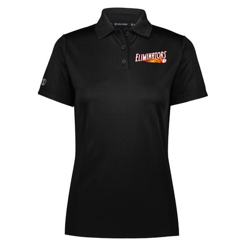 Eliminators Coach Ladies Black Polo (Value: $42.00)