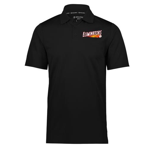 Eliminators Coach Men's Black Polo (Value: $42.00)
