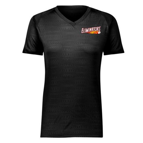 Eliminators Coach Ladies Black Moisture Management Shirt (Value: $32.00)