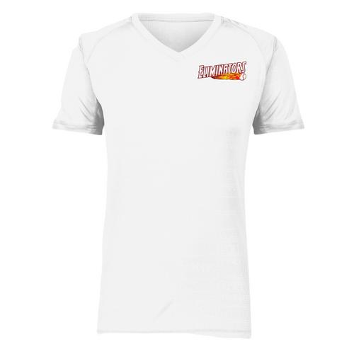 Eliminators Coach Ladies White Moisture Management Shirt (Value: $32.00)