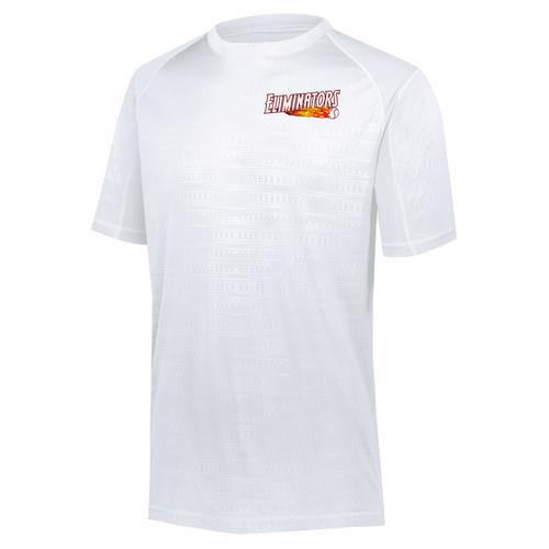 Eliminators Coach Men's White Moisture Management Shirt (Value: $32.00)
