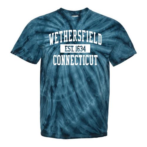 Wethersfield Tie Dye T-Shirt
