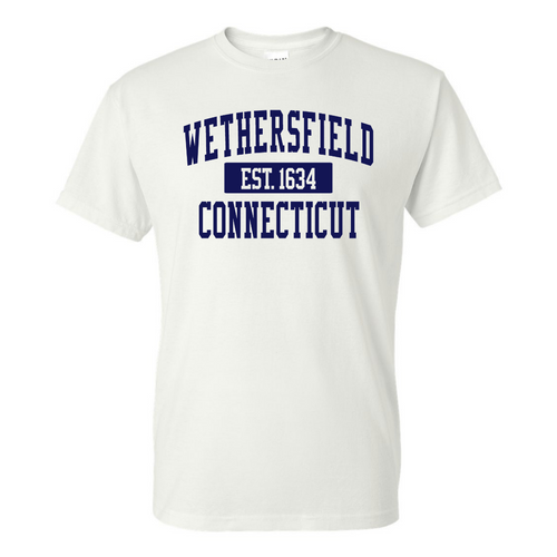 Wethersfield White T-Shirt