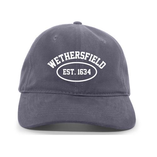 Wethersfield Graphite Cap