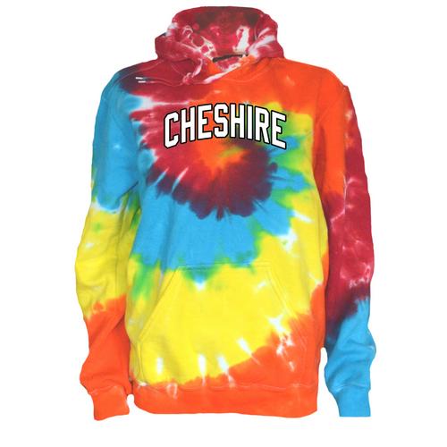 Cheshire Tie Dye Sweatshirt