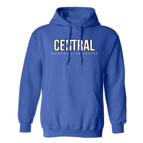 CCSU Club Soccer Hooded Sweatshirt