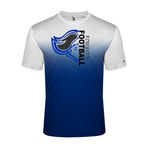 Knights Memorial Park Football Ombre T-Shirt