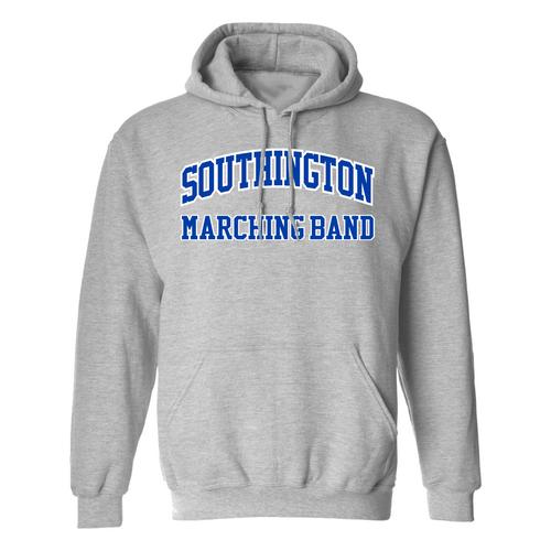 Southington Marching Band Sport Gray Sweatshirt