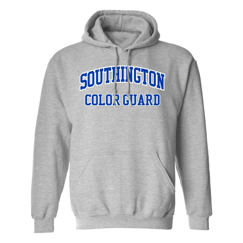 Southington Color Guard Sport Gray Sweatshirt