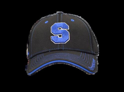 Southington Black Baseball Cap