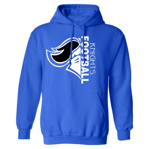 Knights Memorial Park Football Hooded Sweatshirt