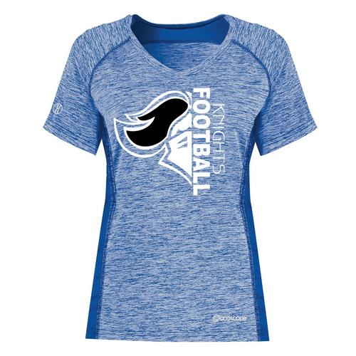 Knights Memorial Park Football Ladies Cool Core T-Shirt