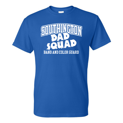 BKMB Dad Squad 50/50 T-Shirt