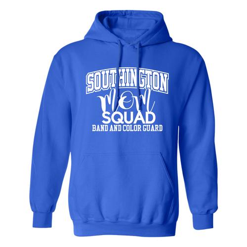 BKMB Mom Squad Royal Russell Sweatshirt