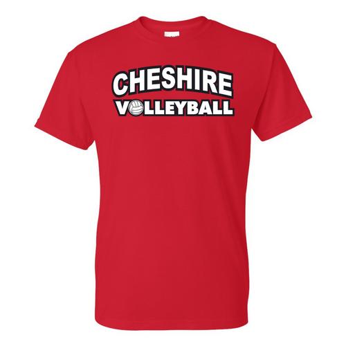 Cheshire Volleyball T-Shirt