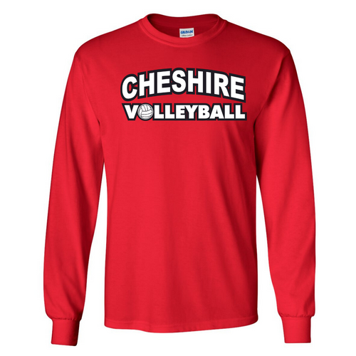 Cheshire Volleyball Long Sleeve
