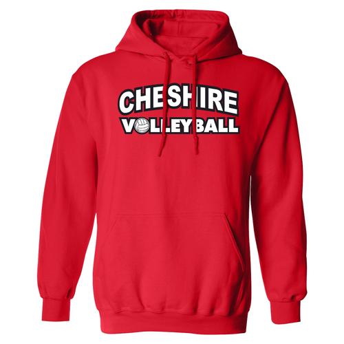 Cheshire Volleyball Hooded Sweatshirt