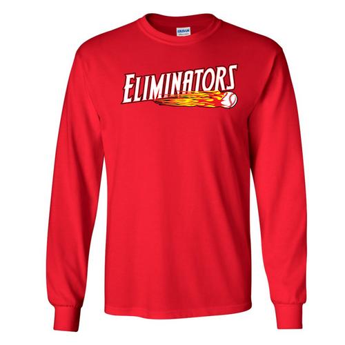 Eliminators Red Long Sleeve