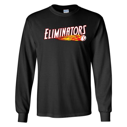Eliminators Black Long Sleeve