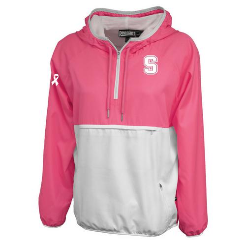 Southington Pink Anorak Jacket
