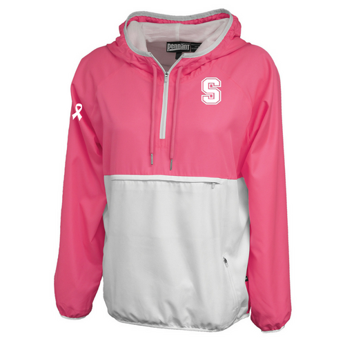 Southington Pink Anorak Jacket